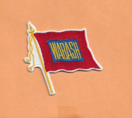 "WABASH   RAILROAD PATCH 3 "" *"