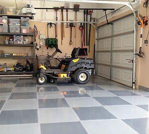 Garage Amp Basement Epoxy Floor Coating Commercial Grade 100