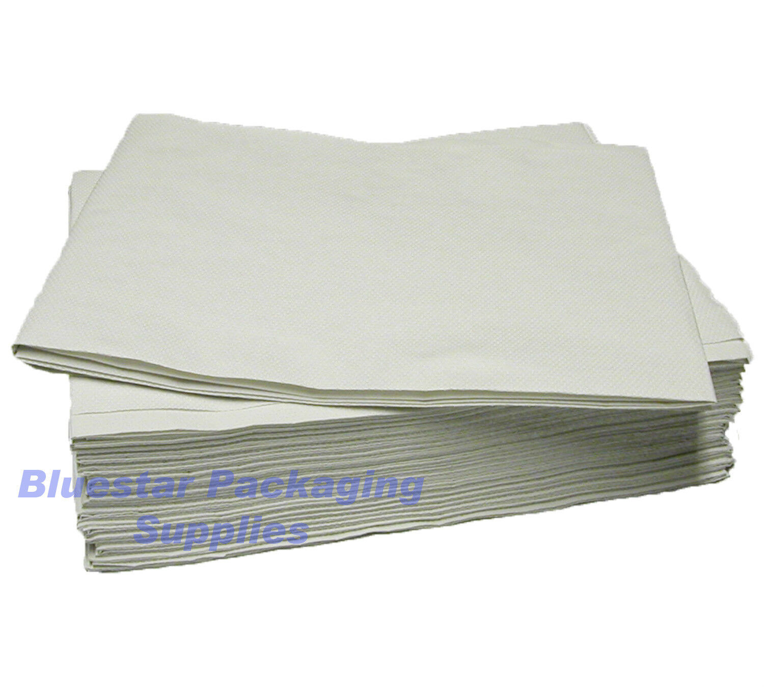 25 x White Disposable Paper Table Cloth Cover 90x90cm