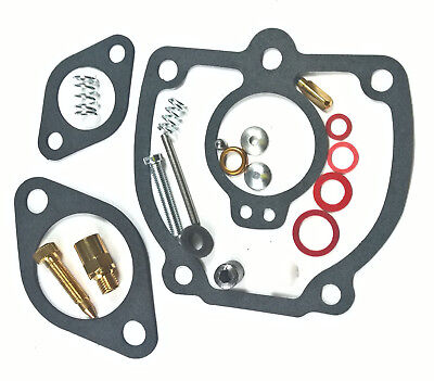 New Carb Rebuilt Kit For International Ih Farmall Super H M W4 O4 W6 O6 Tractor