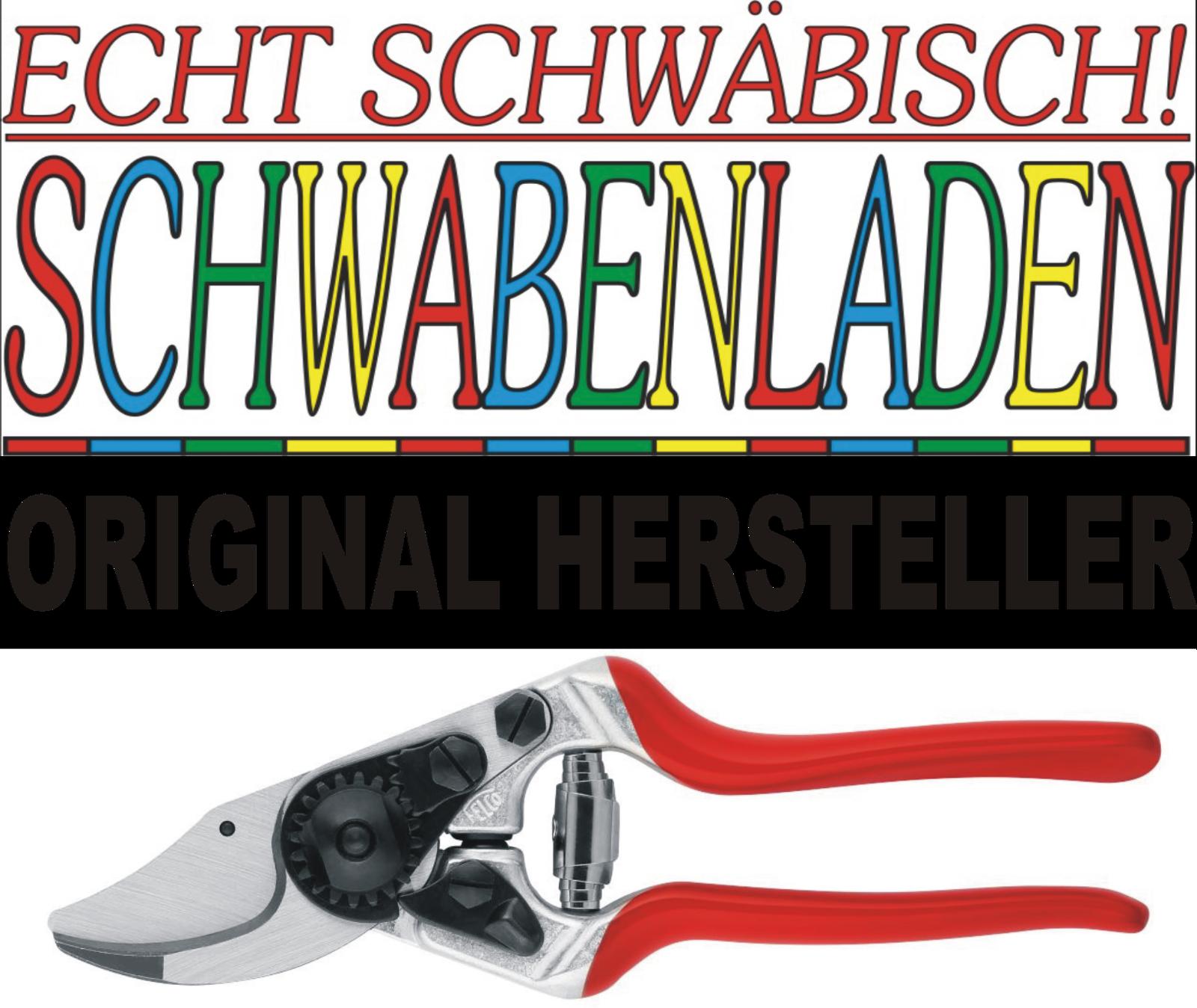 FELCO 14 | Gartenschere Astschere Baumschere Bypass- Ergonomisches Modell Gr. S