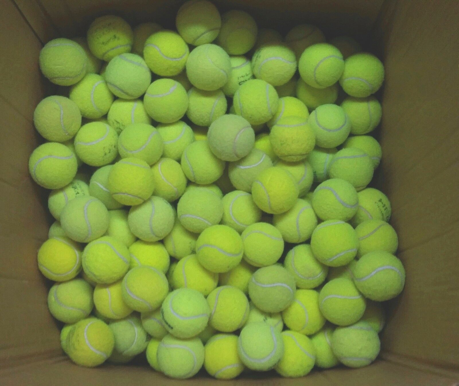 50 Used Tennis Balls For Dogs (30+20) Dog Ball / Toy. Machine Washed & Sanitised
