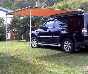 ARB car annex with fully enclosed tent Nathan Brisbane South West Preview