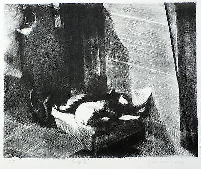 GABI KEIL - Paris V - Lithografie 2002