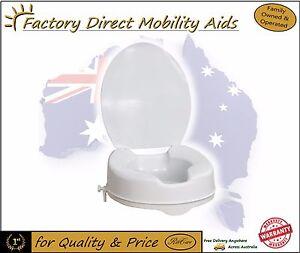 Raised Toilet seat 4