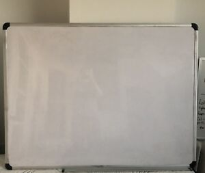 Large Whiteboard / Dry Erase Board