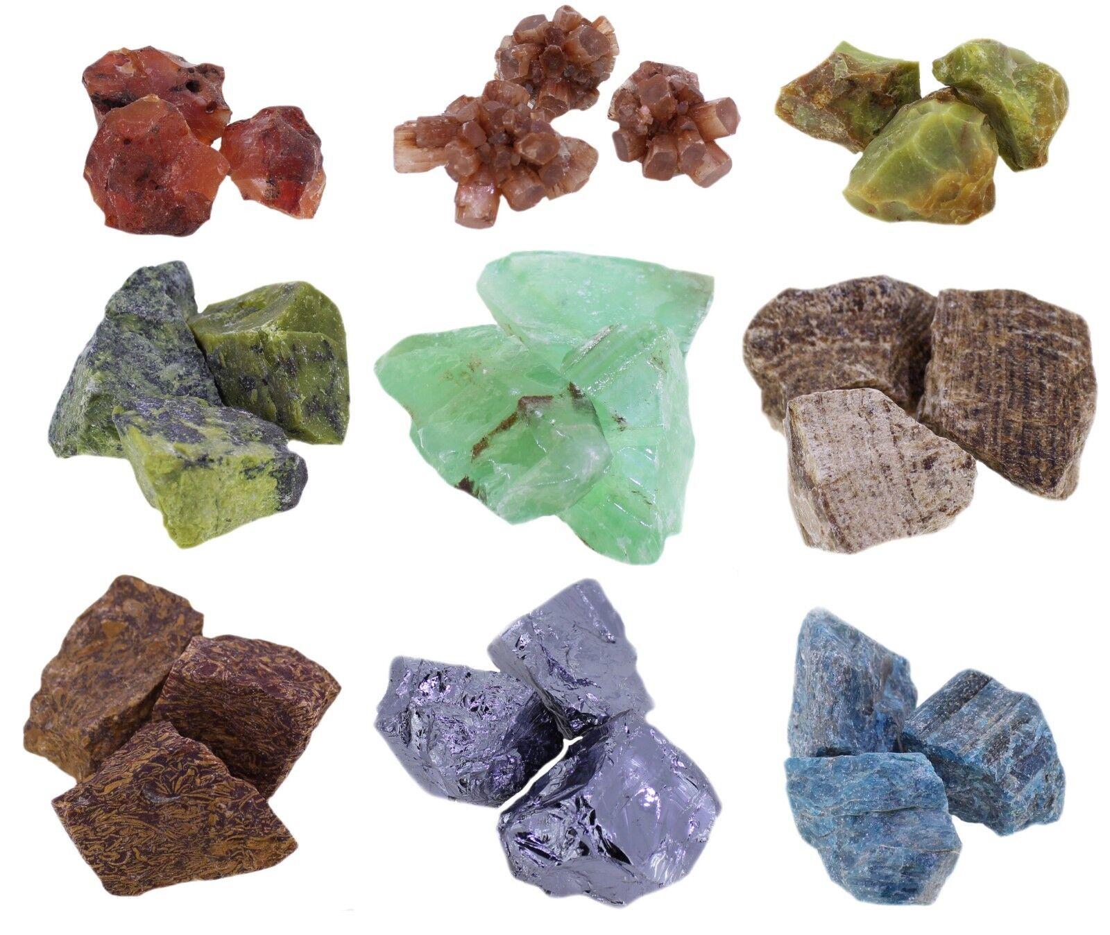 budawi® Rohsteine Wassersteine Edelsteine Heilstein Edelstein Unbehandelt Natur