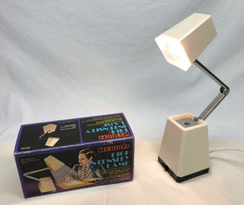 Vintage 70 80s Computron computer Lamp light AWESOME Tandy Apple Commodore Atari