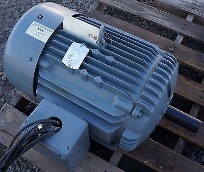 Baldor M4104t 30hp 3ph 230460v 1760 Rpm Electric Motor
