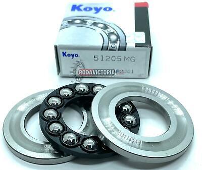 Koyo Japan 51205 Thrust Bearing 25x47x15mm Axial Ball Same Day Shipping