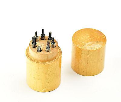 XT# Uhrmacher Bügelkopffräser f. Bügelfräsmaschinchen Taschenuhr watchmaker tool