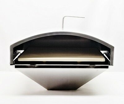 Green Mountain Grills, GMG Pellet Grill Pizza Oven Attachment DB & JB - GMG-4023