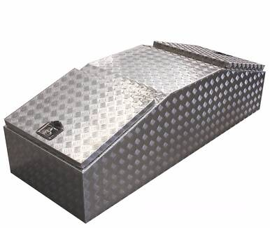 Gullwing Toolbox L1775mm - 2.5mm checkerplate