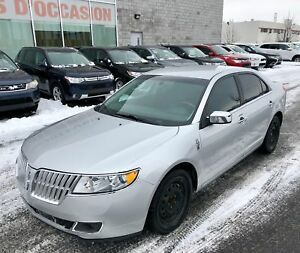 2012 Lincoln MKZ CUIR+CAMERA+BLUETOOTH-SIEGES CHAUFFANT