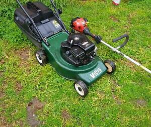 Both $75- Whipper Snipper and 4STROKE Mower-phone call only