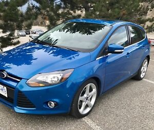 2012 Ford Focus Titanium only 54,000kms