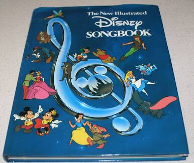 The New Illustrated Disney Songbook