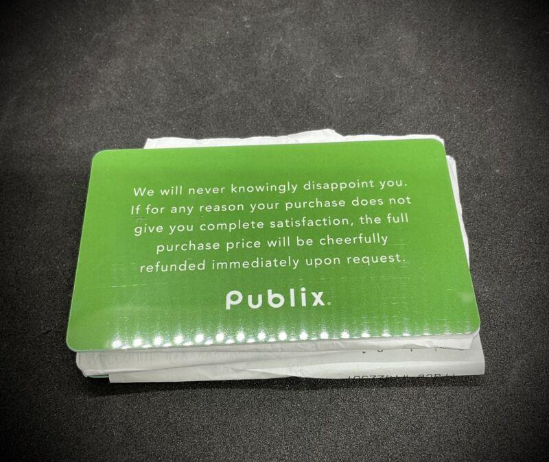 Publix Gift Card $500