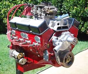 Chevrolet SBC 350 V8 engine Torquay Fraser Coast Preview