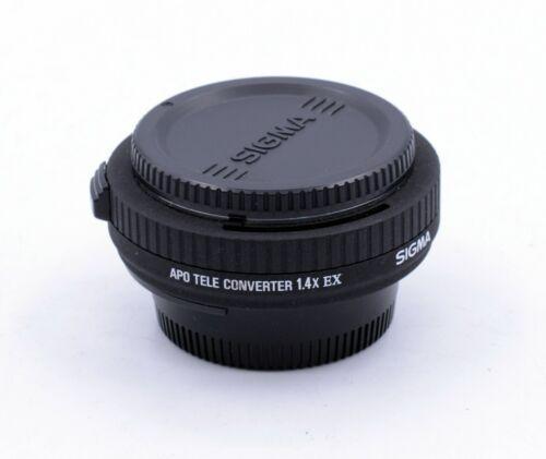 SIGMA APO TELE CONVERTER 1.4X EX FOR NIKON DSLRs