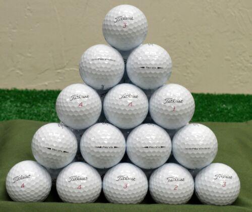 36 Titleist ProV1X 4A Golf Balls