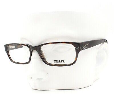 Dkny DY 4592 3016 Eyeglasses Frames Glasses Dark Brown Tortoise 53-17-140