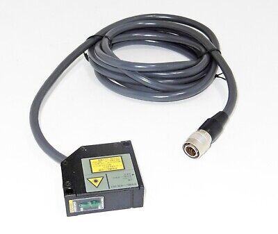 Omron Z4m-s40 Laser Displacement Sensor Z4ms40works