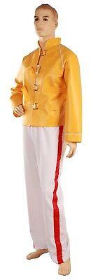 Costume Man FREDDY MERCURY XL Suit Singer Star film NEW - Cheap Male Costumes