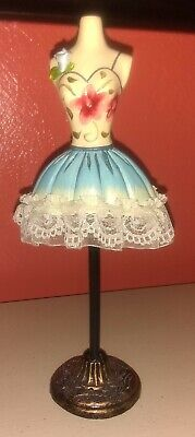 Boutique Dress Form Mannequin Display Fashion Decorative Stand Figurine