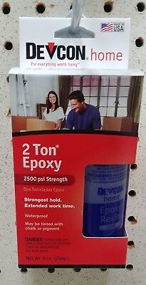Devcon 33345 8.5 Oz. 2 Ton Weld Epoxy Clear