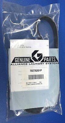 70276201p Oem T30 Belt Poly-v Serpentine For Huebsch Speed Queen Ipso Dryer