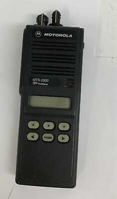 Motorola 1505892u06 Mts 2000 Flashport Handie-talkie Fm Radio
