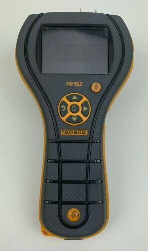 Protimeter | BLD8800 | MMS2 4-in-1 Moisture Meter Measurement System W/O Cover