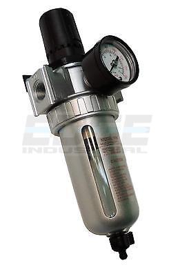 38 Pressure Regulator Particulate Filter Moisture Water Trap Compressed Air