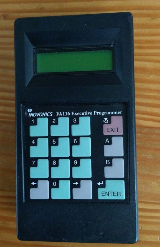 FA116 Inovionics programmer / Inovonics Wireless