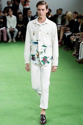 Junya Watanabe Man Spring 2014 Reversible Seil Marschall shirt Small
