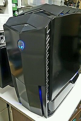 Alienware Area 51 Alx  Gaming Pc  Extreme Core I7 980X  16Gb Ram  Radeon R9 370