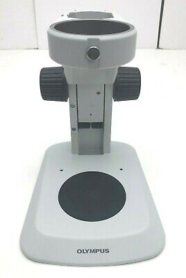 Olympus Sz2-st Stereo Microscope Standard Base Stand Preowned Nice