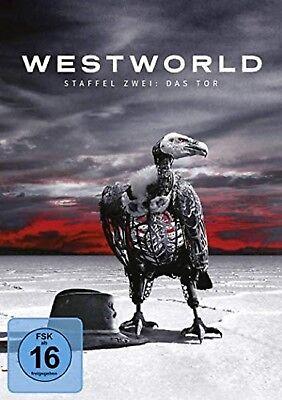 Westworld Staffel 2 Neu und Originalverpackt 3 DVDs - Original Serie