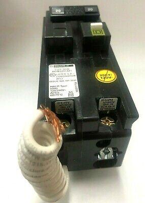 Homeline 20 Amp 2-pole Combination Arc Fault Circuit Breaker
