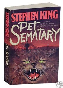 Stephen-King-Pet-Sematary-Advance-Copy-of-1st-Edition-Softcover-Uncommon
