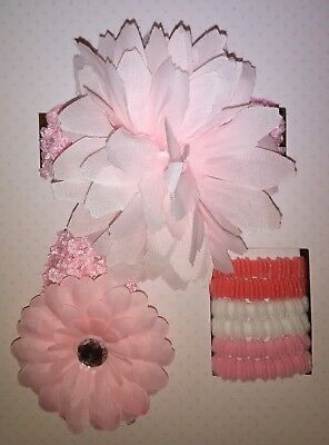 Baby Hair Accessories 8 Pcs set for sale  Shipping to India