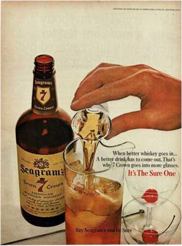 1964 SEAGRAM
