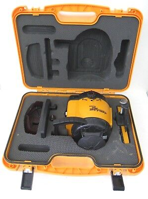 Johnson Acculine 40-6515 Self-leveling Rotary Laser Level