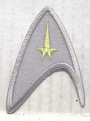 Star Trek New Movie COMMAND Uniform Insignia 2.75