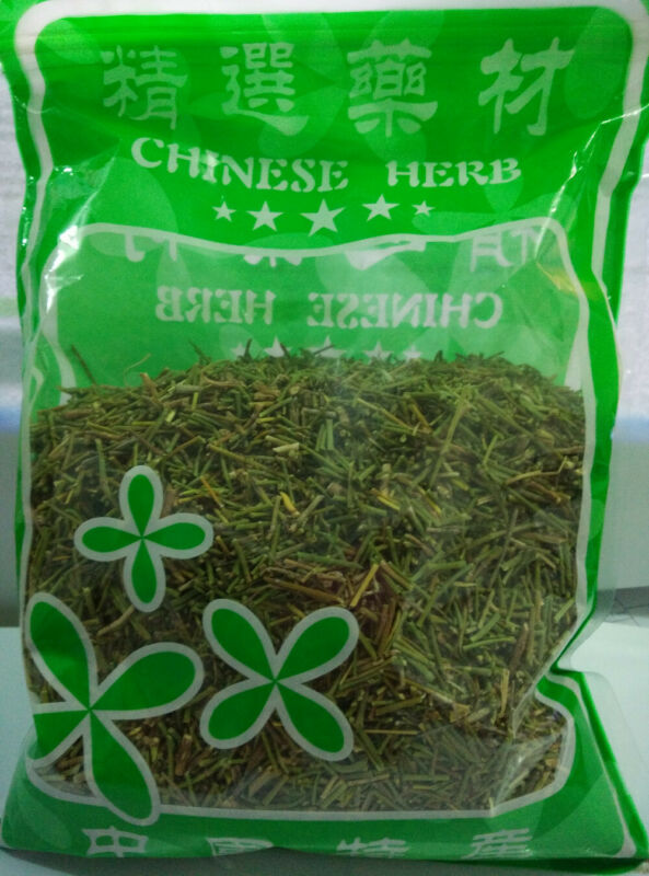 Herbs Puer Tea Mo Huang Green Herbal Tea Anti cough Lose Weight Mu huang