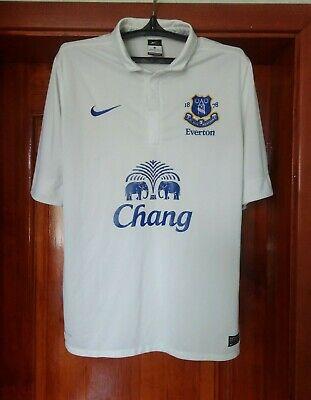 Everton 2012 - 2013 3rd third football shirt jersey Nike size M image