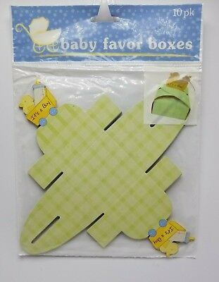 30 Baby Shower  IT'S A BOY  Favor Boxes 3 Packs of 10
