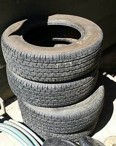 13inch Uniroyal Tires for sale