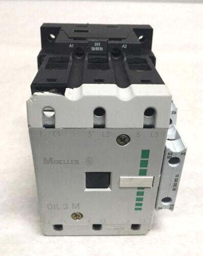 Klockner Moeller DIL3M Contactor (Part #: DIL 3M)